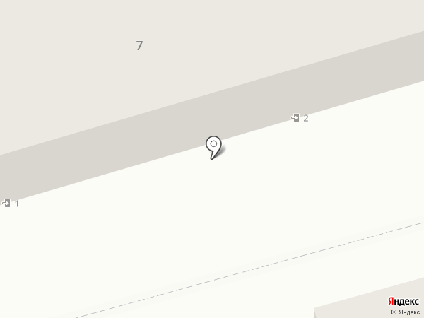 ТехКом на карте Москвы