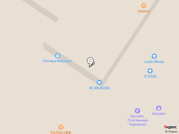 ЧайЛэнд на карте Мытищ