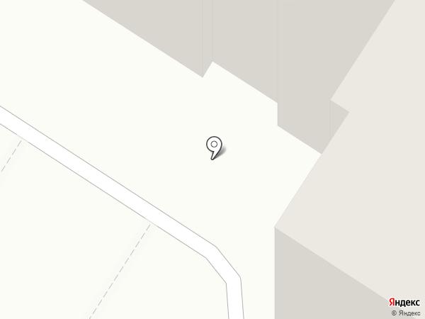 Юг-Сплит на карте Новороссийска