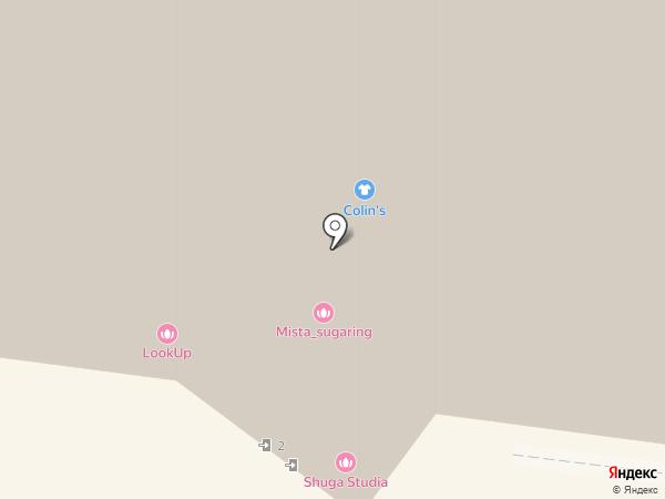 Л`Этуаль на карте Мытищ