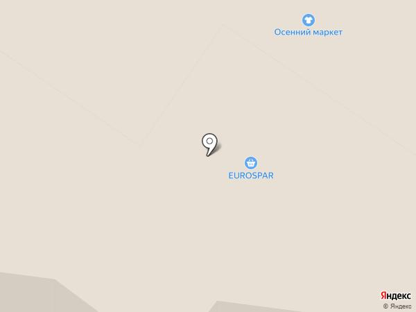 Карусель на карте Мытищ