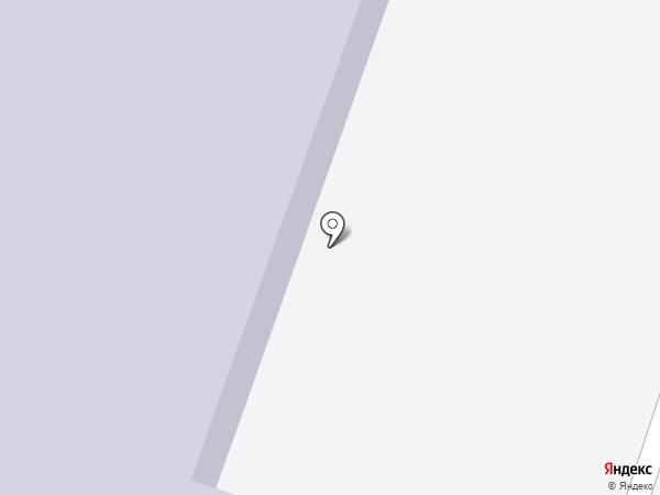 Детский сад №3, Ивушка на карте Домодедово