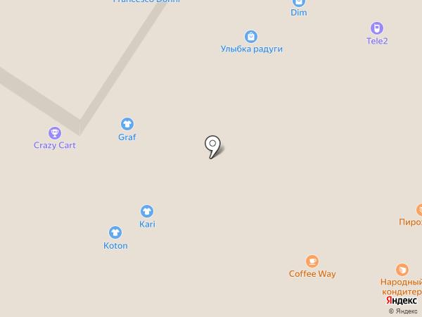 ПЕПЛОС на карте Мытищ
