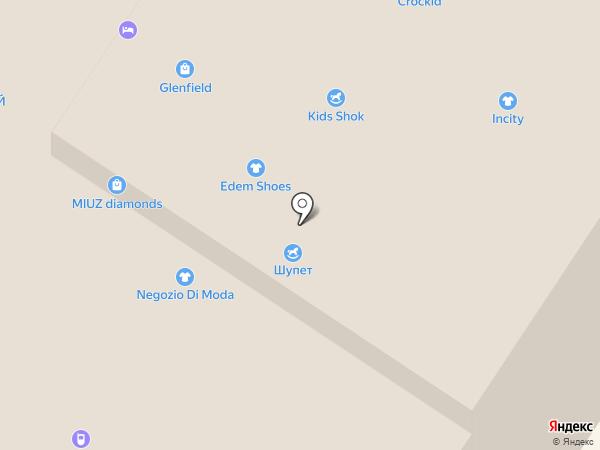 Фаворит на карте Мытищ