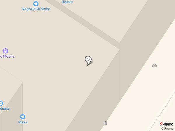 C-Store на карте Мытищ