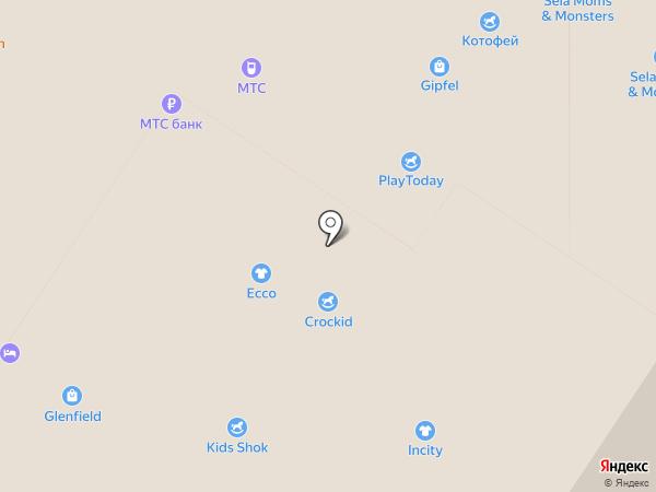 МТС на карте Мытищ