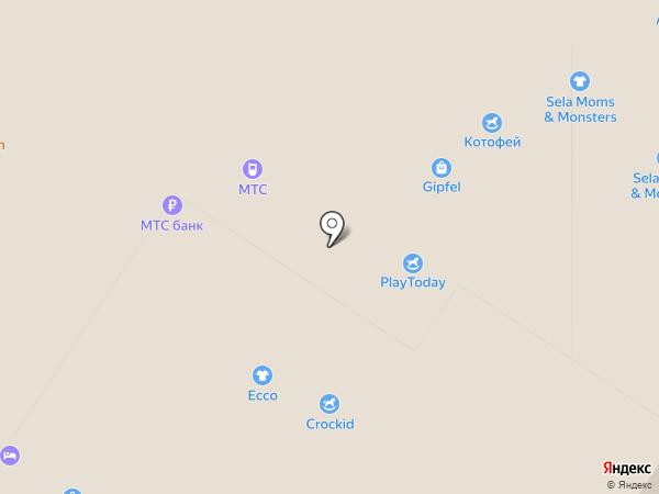 Comepay на карте Мытищ