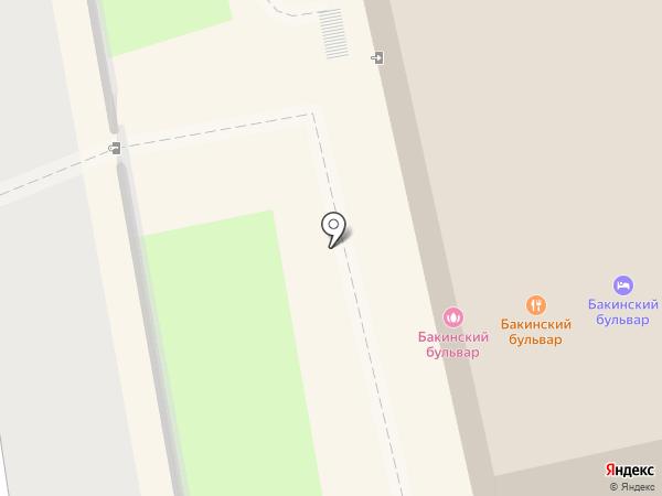 Сауна на карте Мытищ