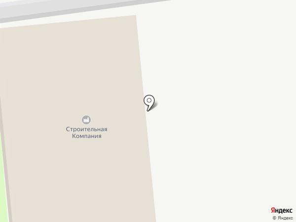Оскольская Строительная Компания на карте Старого Оскола