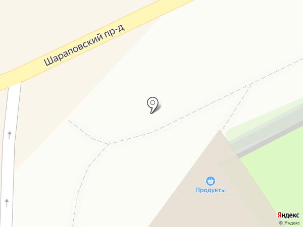 Магазин детских товаров на карте Мытищ