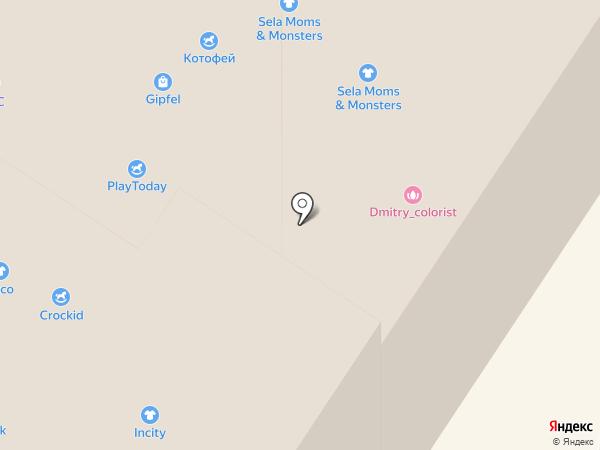 IQ TOY на карте Мытищ