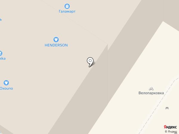 Henderson на карте Мытищ