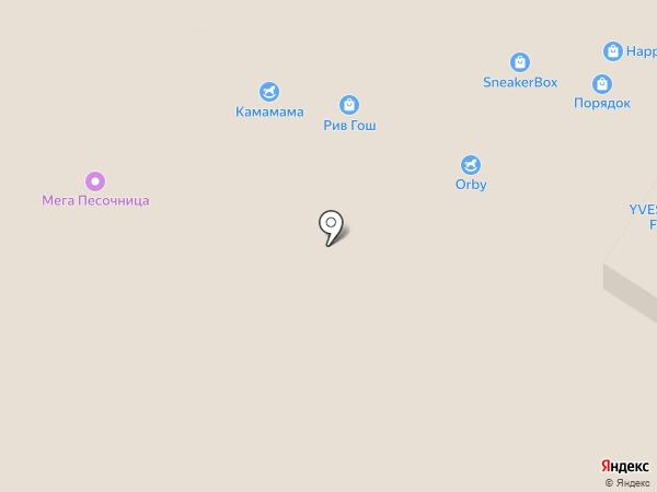 Мой маленький мир на карте Мытищ