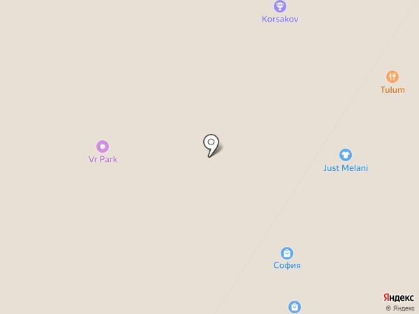 Экспресс-кофейня на карте Мытищ