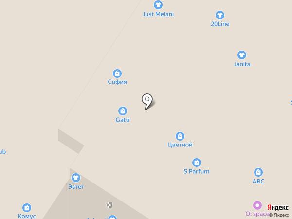 Selena на карте Мытищ