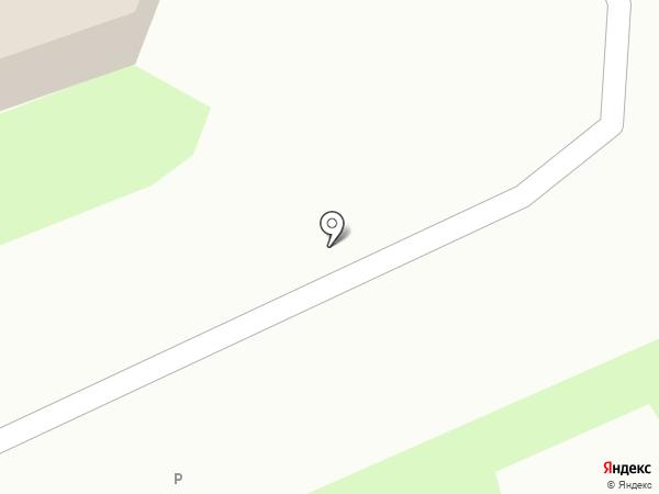 Видный на карте Домодедово
