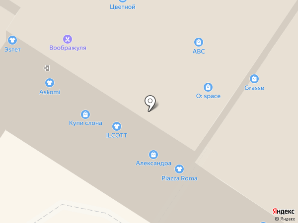 Хорошо-Дома на карте Мытищ