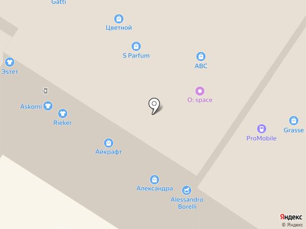 Norveg на карте Мытищ