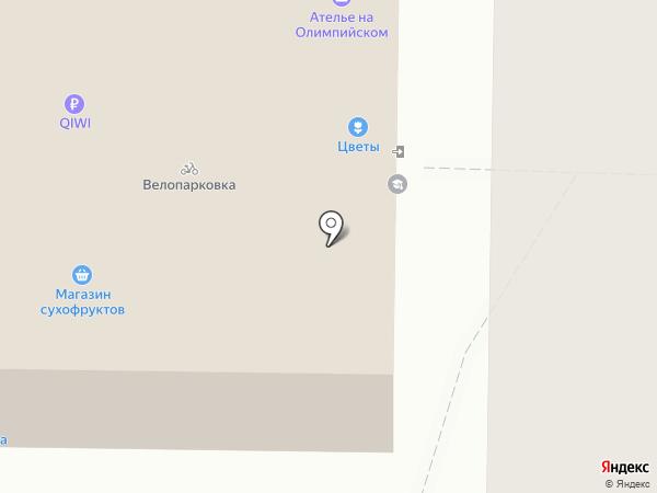 Пятерочка на карте Мытищ
