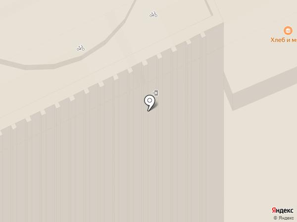 МАКСКОМ СПБ на карте Москвы