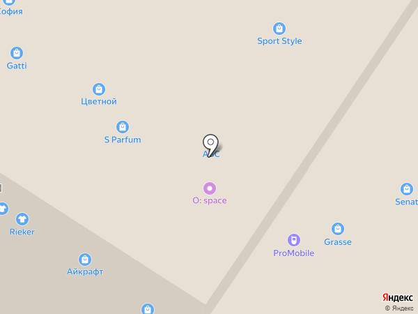 Jeunesse на карте Мытищ