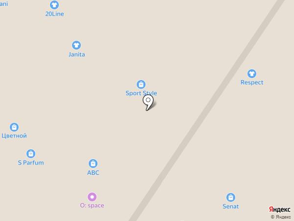 Берта на карте Мытищ