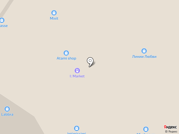 Линзы тут на карте Мытищ
