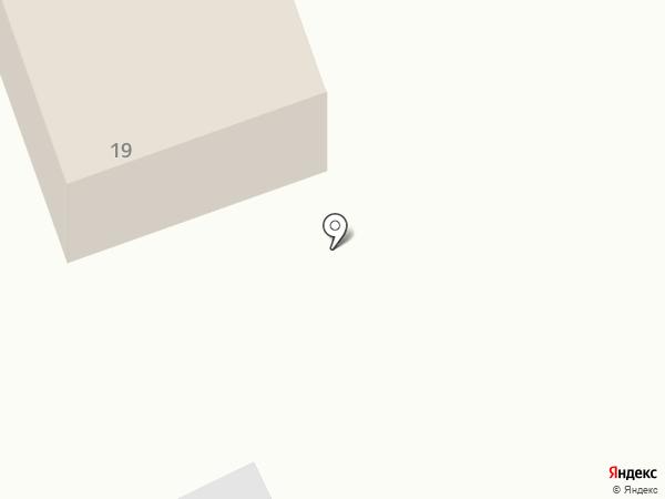 Зотов на карте Апаринок