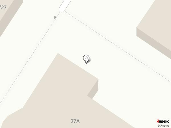 Почтовое отделение №7 на карте Новороссийска