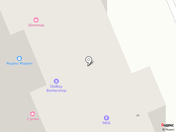 OldBoy на карте Домодедово