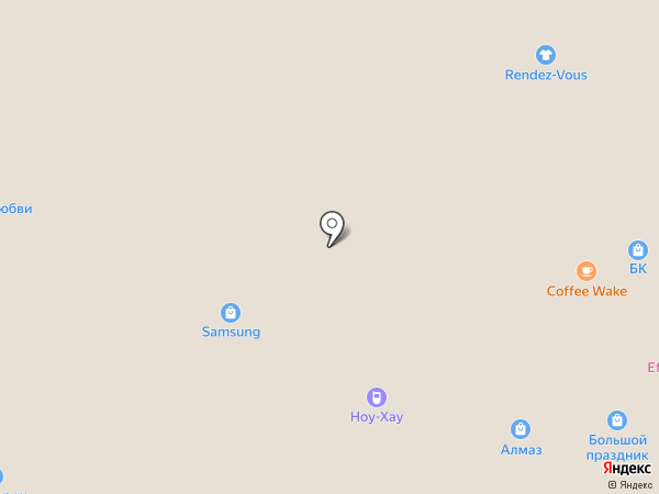 Сюрприз на карте Мытищ