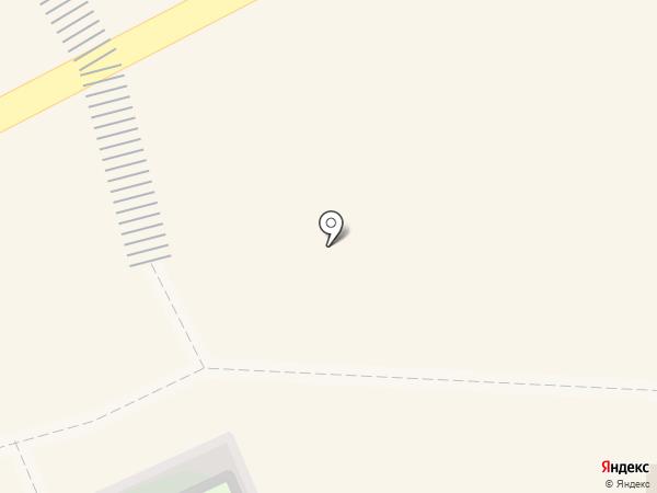 Киоск по продаже мороженого на карте Мытищ