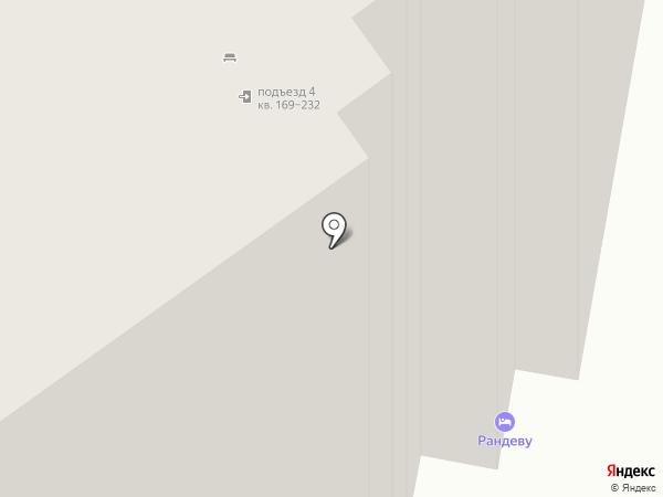 MLRC на карте Москвы