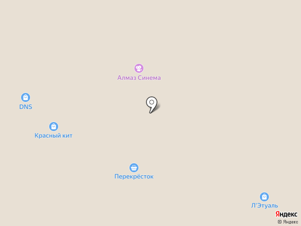 Fashion House на карте Мытищ