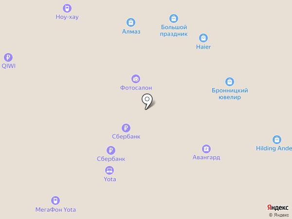Nail Kit на карте Мытищ