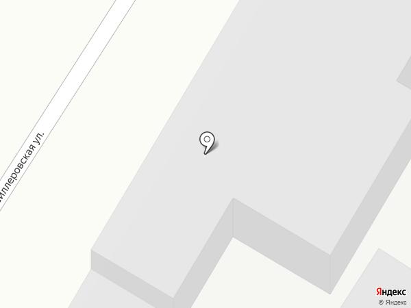 Виталина на карте Новороссийска