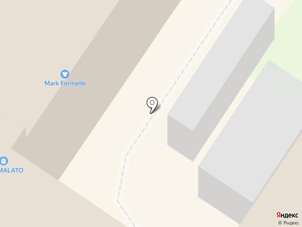 Belwest на карте Мытищ
