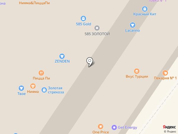 ZENDEN на карте Мытищ