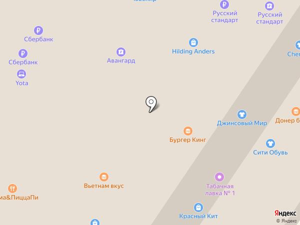 Yota на карте Мытищ