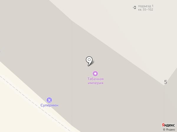 Оптимист на карте Мытищ