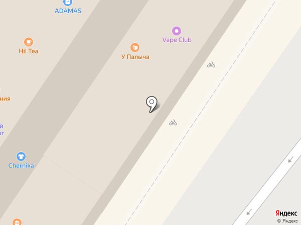 MexicanBurger на карте Мытищ