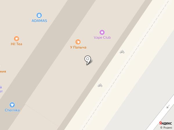 Cavaletto на карте Мытищ