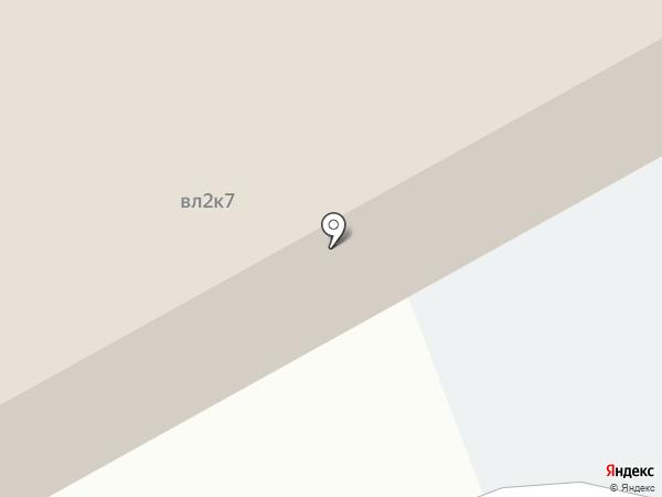 Магазин сухих строительных смесей на карте Апаринок