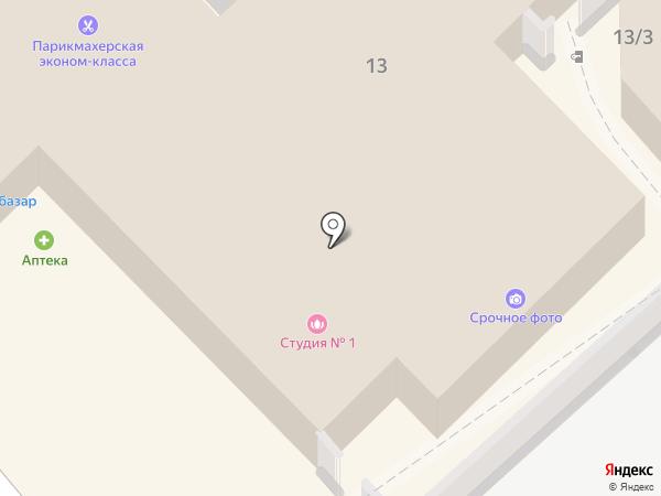 Абикон Медика на карте Мытищ