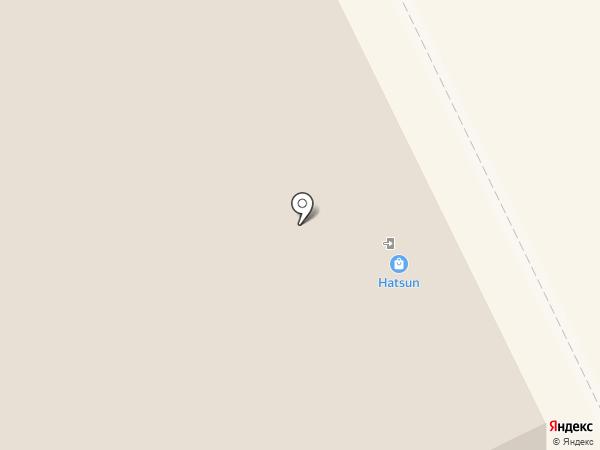Cereza на карте Москвы