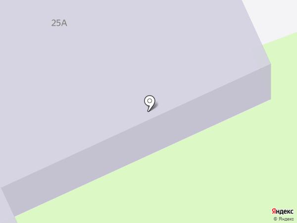 Домодедовская средняя общеобразовательная школа №2 на карте Домодедово