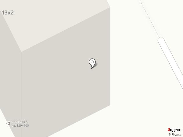 Магазин окон на карте Мытищ