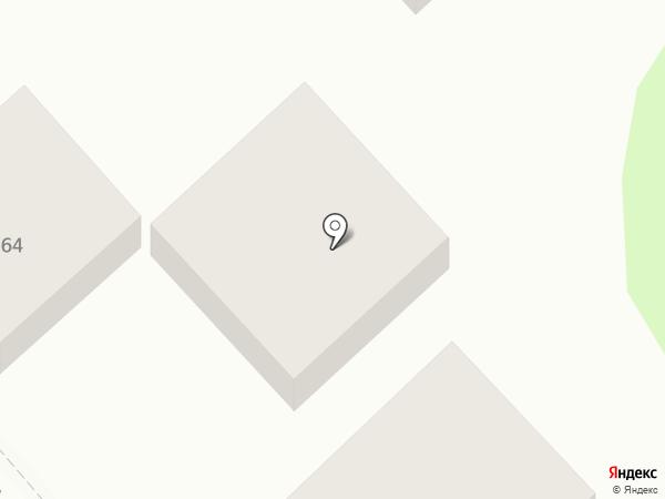 Булочная №14 на карте Новороссийска