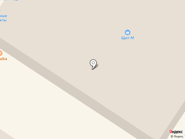 СБ-Щит на карте Мытищ