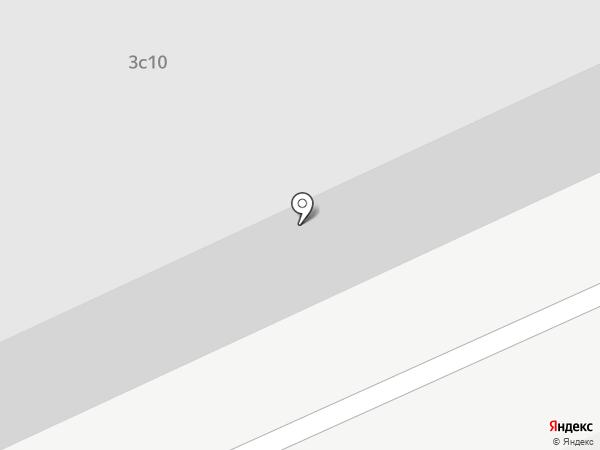 Фаркопофф на карте Москвы